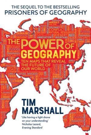 POWER OF GEOGRAPHY de  MARSHALL TIM