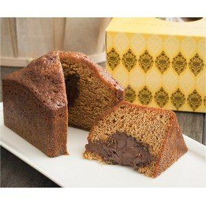 Gâteau aux Epices, Cœur fondant Gianduja