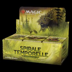 Mtg Display FR - Spirale Temporelle Remastered