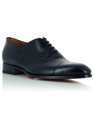Chaussures à lacets en cuir