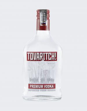 TOVARITCH Vodka 250 ML