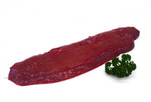 Foie de veau en tranche- 200g