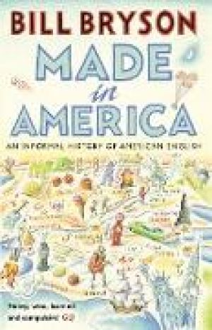 Made in America de  Bill Bryson