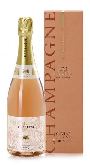 Champagne Caviar House Rosé