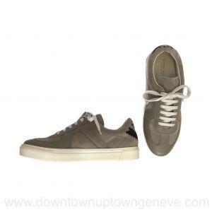 Bottega Veneta sneakers in grey leather