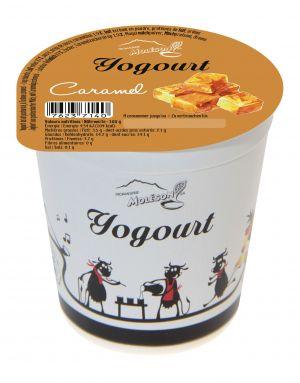 Yogourt au lait de vache - Caramel