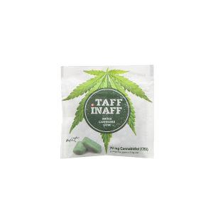 Chewing Gum TAFF INAFF 70mg CBD