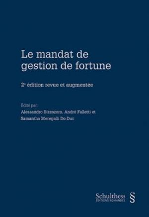 Le mandat de gestion de fortune (PrintPlu§) de  Alessandro Bizzozero