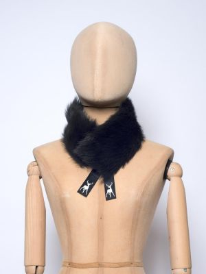 Sheepskin Headband - Meribel Maxi