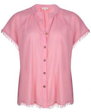 Haut de pyjama en coton Pia
