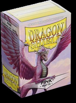 Dragon Shield Standard - Mat Pink
