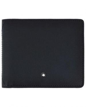 Portefeuille compact en cuir Meisterstück Sfumato 8CC