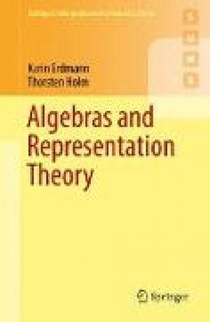Algebras and Representation Theory de  Karin Erdmann