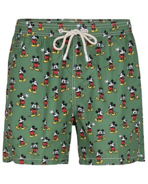 Short de bain imprimé Lightning Mickey Loop