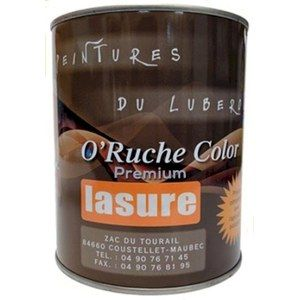 Lasure Premium O'ruche Chêne moyen (clair)