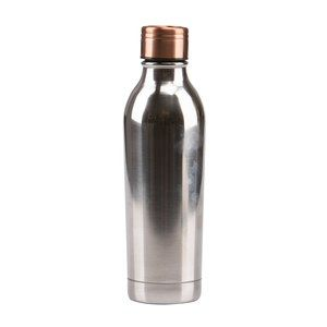 Bouteille isotherme  Polish steel
