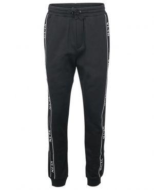 Pantalon de jogging fuselé bande VLTN