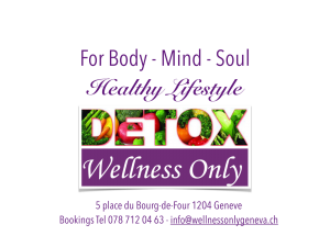 Bon Cadeau bien-être Wellness Only