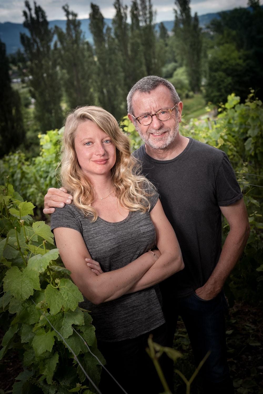 Domaine des Bonnettes, vigneron à Lully GE